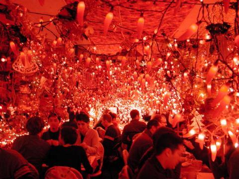 Panna Ii Where Chili Peppers And Christmas Lights Meet